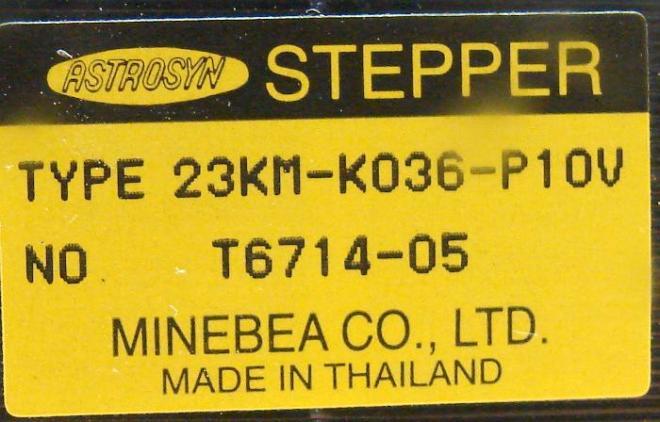 23KM-K036-P10V