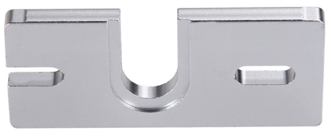 Aluminium Groove Mounting Plate