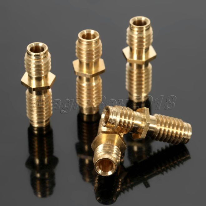 Brass 3 mm Throat