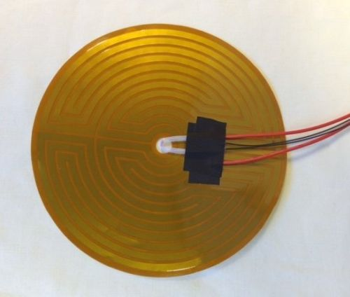 Kapton Heatbed