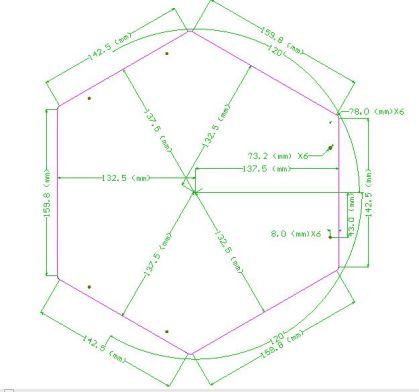Kossel Hex dimensions_bigger