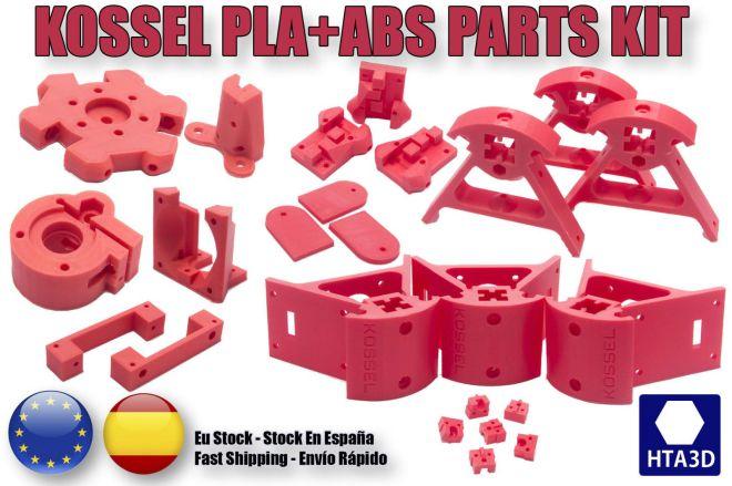 HTA3D Kossel parts