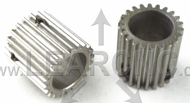Lear CNC Spur Gear