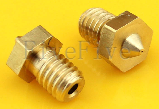 Nozzle for Makerbot