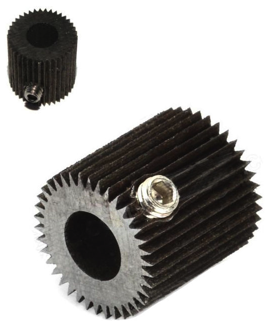 Sharp Brass Drive Gear