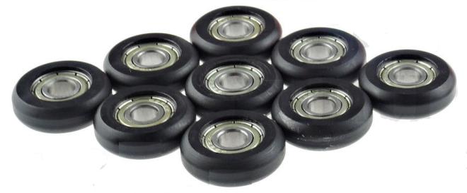 Sintron Delrin Wheels