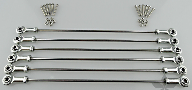 Stainless Steel Diagonal Push Rod