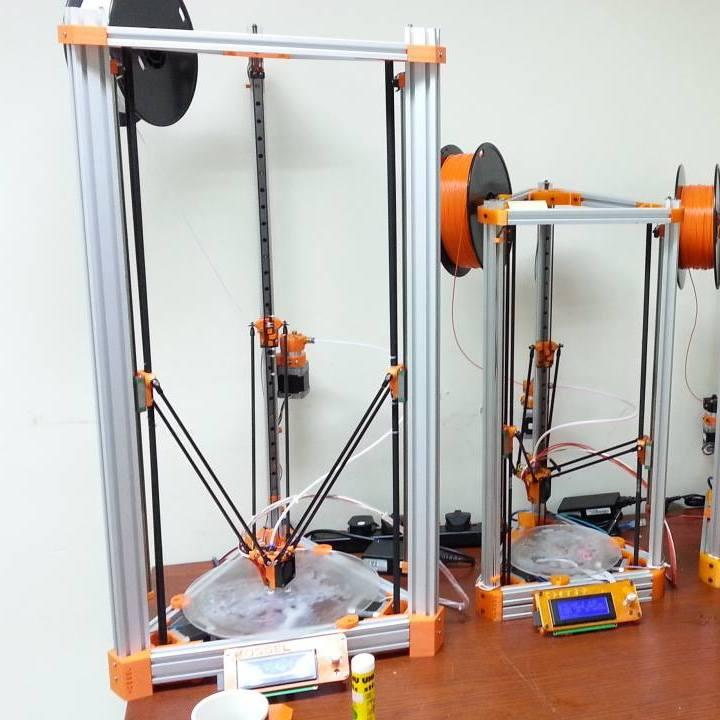 Kossel 3D Printer