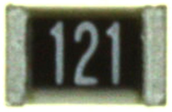 121 SMD resistor
