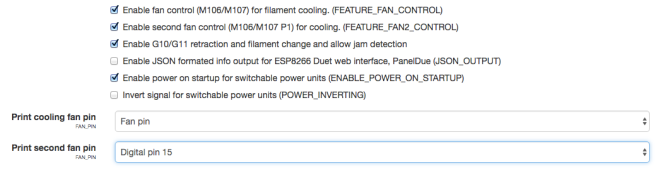FAN2 using pin number