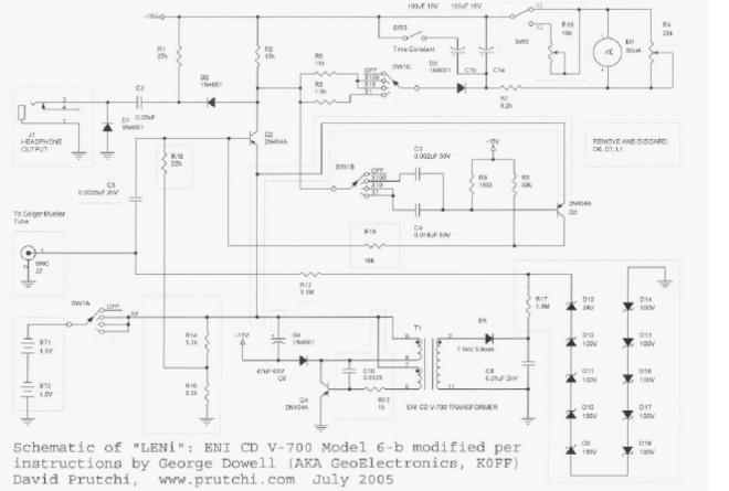 LENi schematic