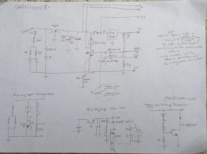 GhettoVaper schematic