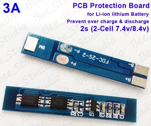 2S 3A PCB
