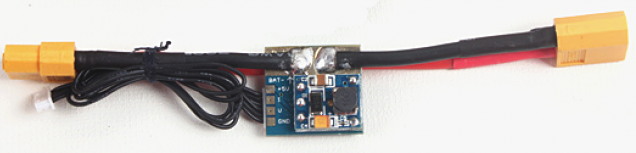APM Power module showing regulator
