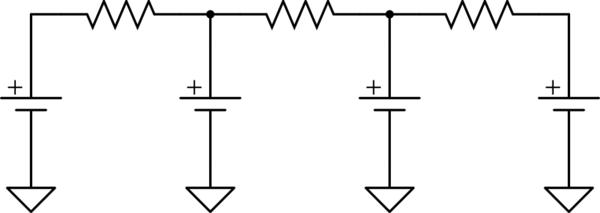 Balance circuit