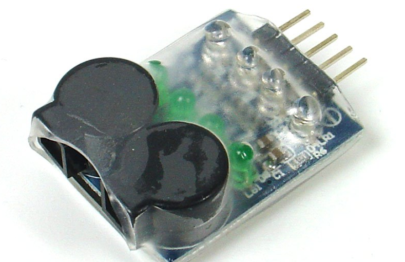 Low Voltage Warning forCC3D