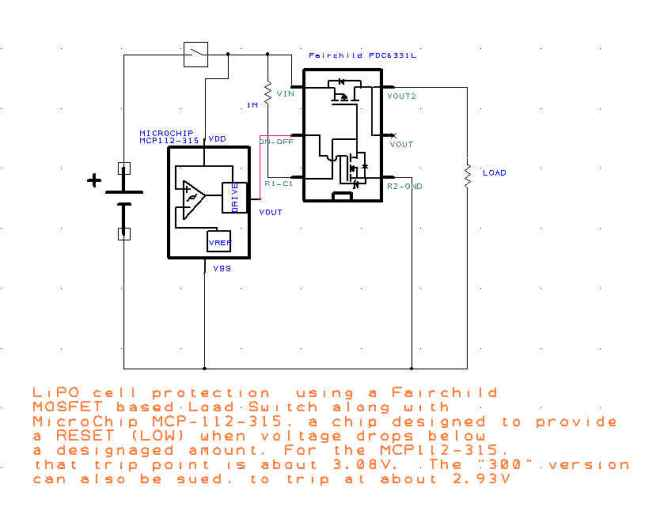 MCP112-315 and Fairchild PCD6331L – gr33nonline on