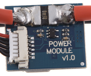Power Module v1.0#2 - Zoomed
