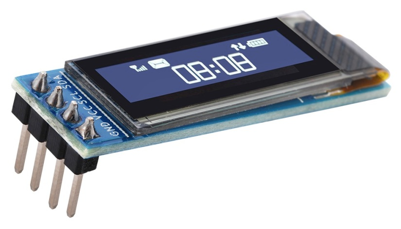 0.91″ SSD1306