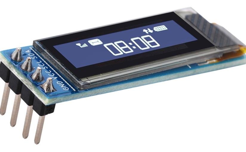 0 91″ SSD1306 – gr33nonline