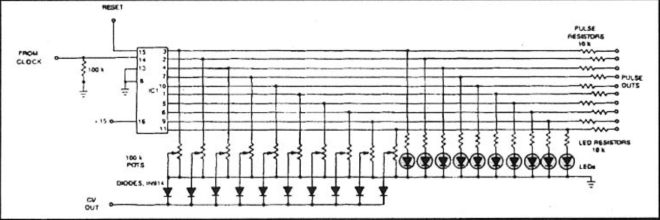 Sequencer - 10 step