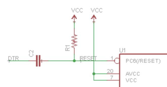 Arduino BB Reset