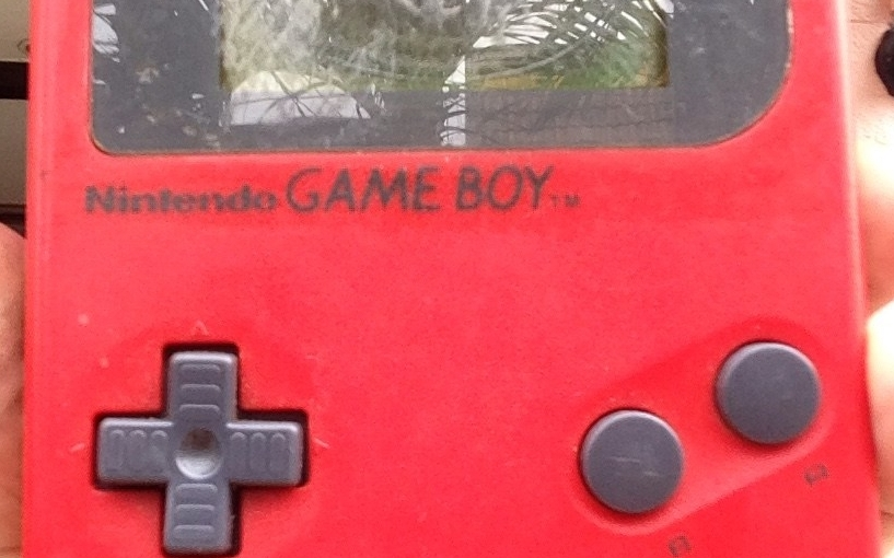 Battered GameBoy