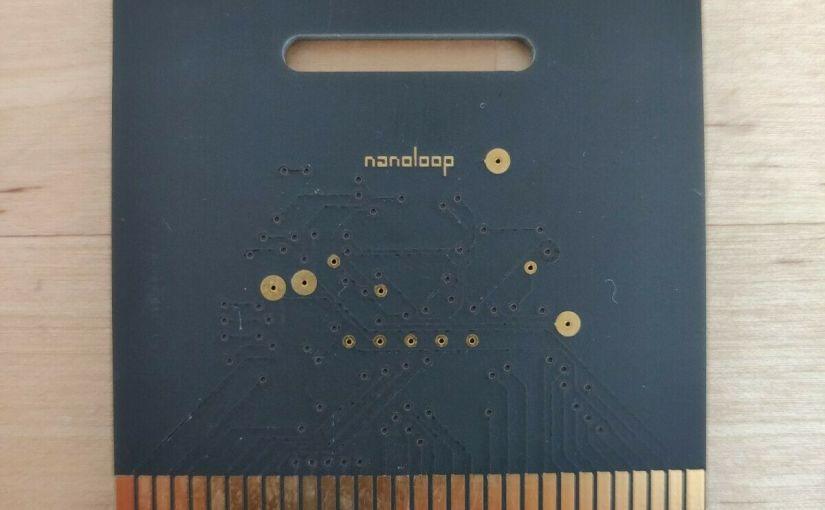DMG music cartridge