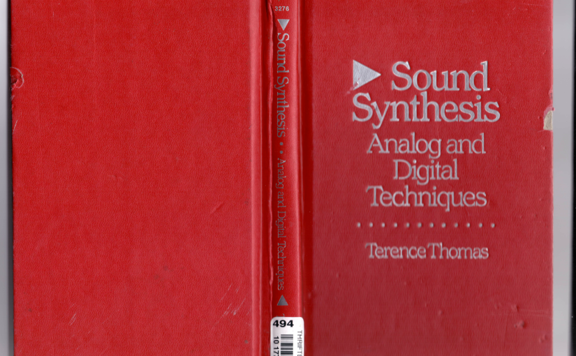 Sound synthesis: The PCBs – Terence Thomas