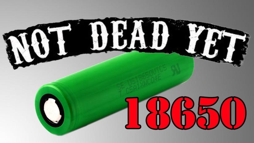 Reviving a dead 18650LiPo