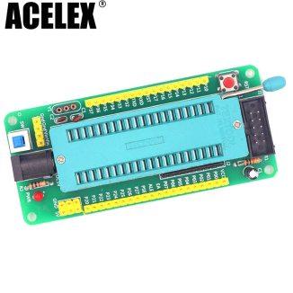 51-avr-mcu-minimum-system-board-development-board-learning-board-stc-minimum-system-board-microcontroller-programmer