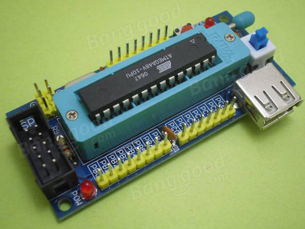 Minimal AVR kit