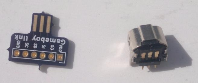 Gamelink connectors