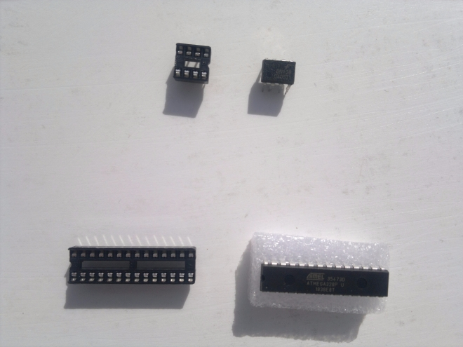 ICs and sockets