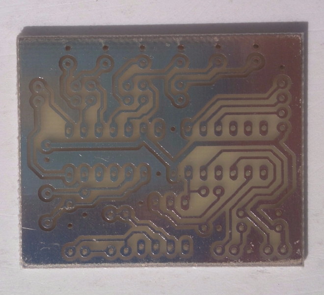 PCB bottom