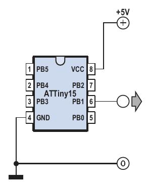 A tiny oscillator