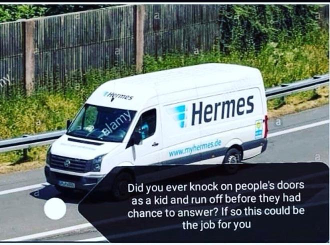 Hermes - job for you