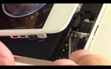 iPhone 5s - opening and finger print sensor cable#4
