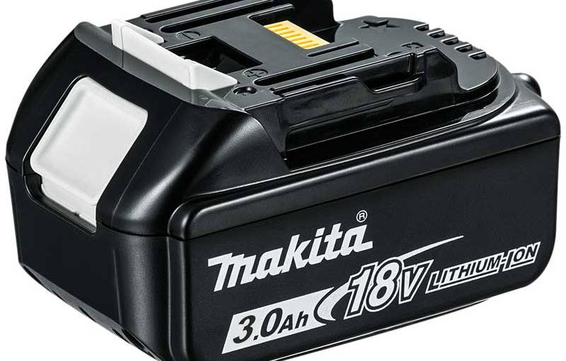 Free 18650 LiPo cells from Makita