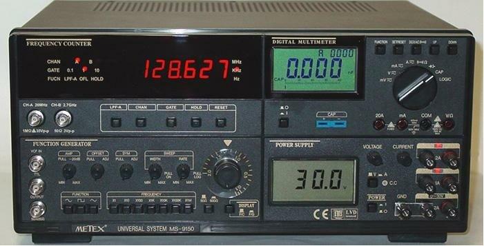 Metex MS-9150