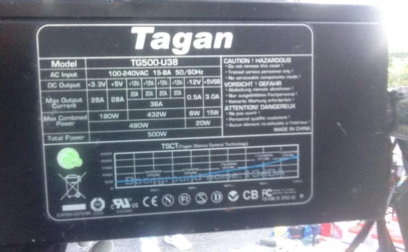 Tagan TG500-U38