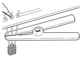 Heatsink clips